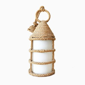 Rope Lantern by Audoux Minet, 1960s
