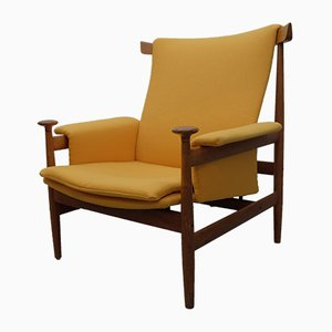 152 Bwana Lounge Chair by Finn Juhl for France & Søn, 1962