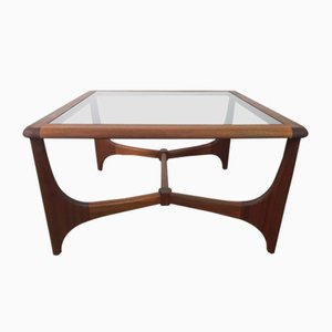 Teak Coffee Table by Stateroom for Stonehill, 1960s