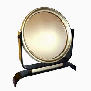 Italienischer Art Deco Bugholz Spiegel