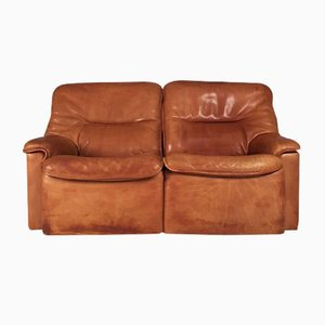 DS-63 2-Sitzer Sofa von de Sede, 1970er