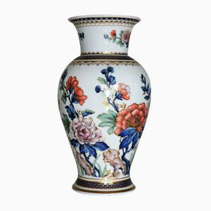 Vintage Hand-Painted Duchesse Vase by K. Nossek for Kaiser
