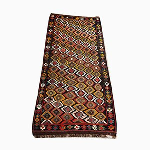 Vintage Iranian Yalameh or Lorestan Rug