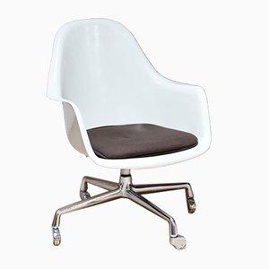 Mid-Century Schreibtischstuhl von Charles & Ray Eames für Herman Miller, 1970er