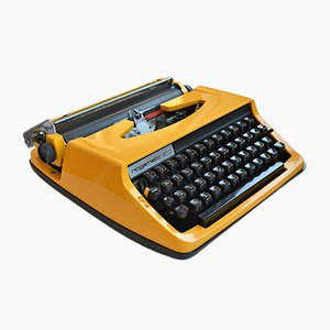 Machine à Écrire Nogamatic 400 de Brother, 1970s