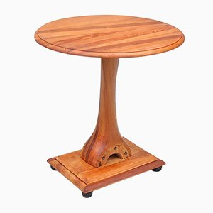 Vintage Aircraft Propeller Side Table
