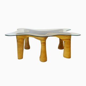 Vintage Elephant Table or Desk, 1995