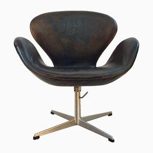 Sedia Swan di Arne Jacobsen per Fritz Hansen, Scandinavia, anni '60