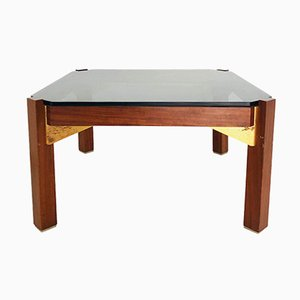 Scandinavian Side Table, 1960s