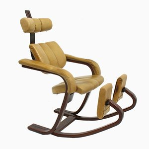 Vintage Duo Balance Chair by Peter Opsvik for Stokke