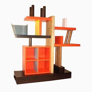 Liana Bookcase by Ettore Sottsass for Meccani Arredamenti, 1993