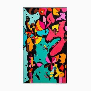 The Dragon of the Bay Panel by Kostas Neofitidis for KOTA Collections, 2018