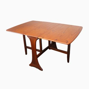 Mid-Century Teak Drop Leaf Dining Table from G-Plan, 1970s
