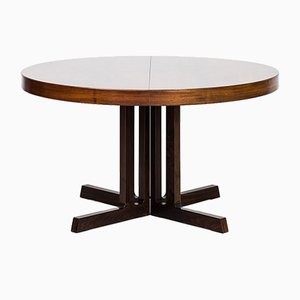 Danish Dining Table by Johannes Andersen for Hans Bech, 1968
