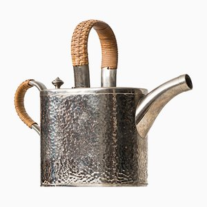 Antiker Teekessel von Carl Deffner, 1900er