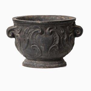 Barockurnan Urne aus Gusseisen von Näfveqvarns Bruk, 1921