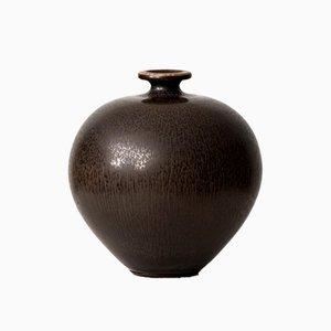 Keramik Vase von Berndt Friberg für Gustavsberg, 1975