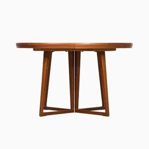 Teak Dining Table by Helge Sibast for Sibast, 1964