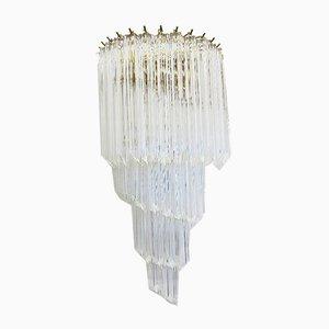 Murano Glas Wandlampe, 1970er