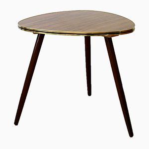 Table d'Appoint à 3-Pieds avec Plateau en Formica, 1950s