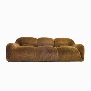 Italian 3-Seater Sofa, 1970s