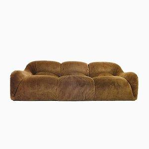 Italienisches 3-Sitzer Sofa, 1970er