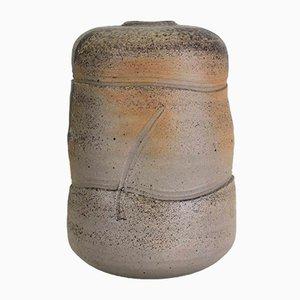 Anagama Vase von Horst Kerstan für Eigenes Studio, 1979