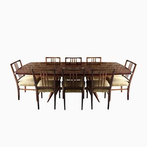 Model R818 Dining Table Set from Gordon Russell, 1965