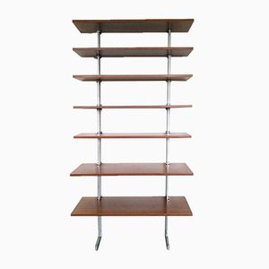 Elegie Bookcase by Ignazio Gardella for MisuraEmme, 1980s