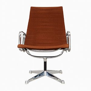 Vintage EA115 Lounge Chair by Charles & Ray Eames for Herman Miller
