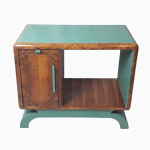 Low Art Deco Briar Cabinet, 1920s