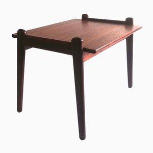 Mid-Century Teak Tisch von Fredrik A. Kayser und Harry Østergaard für Vatne Lenestolfabrikk, 1960er