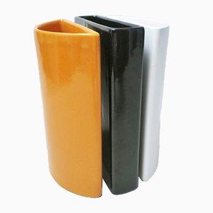 Vasen von Aldo Cotti für Tronconi, 1970er, 3er Set