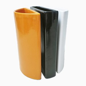 Vases by Aldo Cotti for Tronconi, 1970s, Set of 3