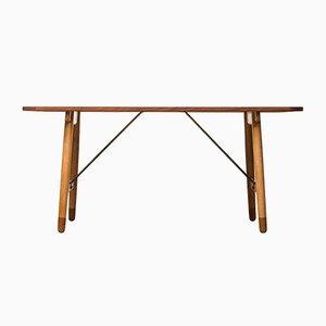 Hunting or Dining Table by Børge Mogensen for Søborg Møbler, 1950s