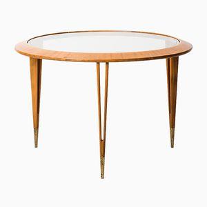 Swedish Coffee Table by Bertil Fridhagen for Bodafors, 1950s