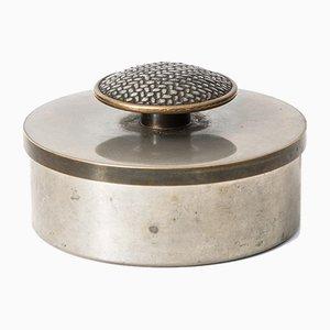 Pewter Jar by Estrid Ericsson for Svenskt Tenn, 1950s
