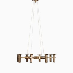 Mid-Century Chandelier by Hans-Agne Jakobsson
