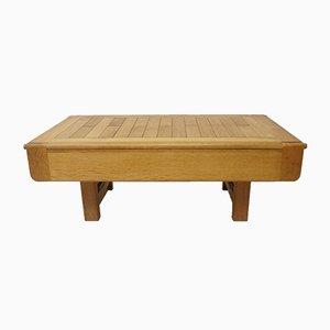 Vintage Tisch von Guillerme et Chambron für Votre Maison