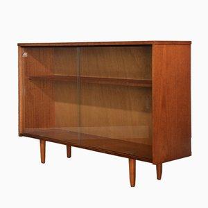 Mid-Century Teak Display Cabinet from Avalon