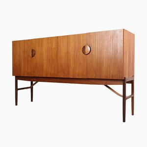 Teak Highboard by Ib Kofod-Larsen for G-Plan, 1960s