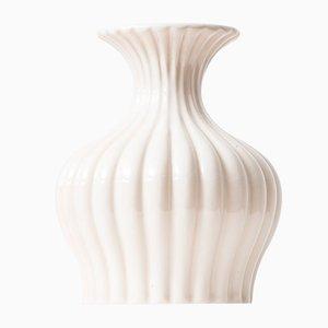 Vase Vintage en Céramique par Ewald Dahlskog pour Bobergs Fajansfabrik