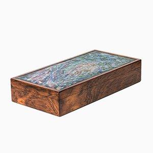 Mid-Century Schachtel von Alfred Klitgaard