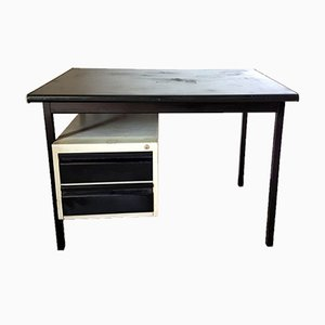 Mid-Century Industrial Desk by Cordemeijer for Gispen