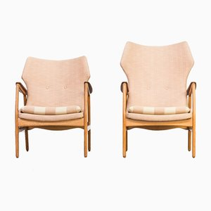 Armchairs by Aksel Bender Madsen for Bovenkamp, 1960s, Set of 2