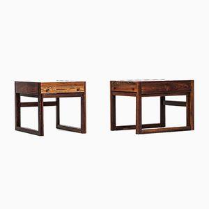 Bedside Tables, 1960s, Set of 2