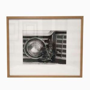 Framed Photograph by André Cromphout, 1970s