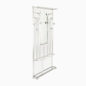 Art Deco Coat Rack with Umbrella Stand