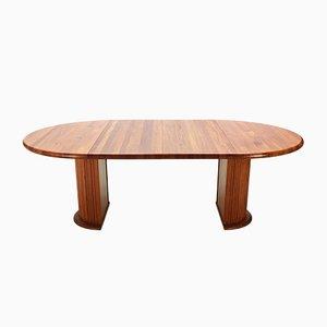 Extendable Teak Dining Table from Gudme Møbelfabrik, 1960s