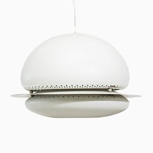 White Nictea Pendant Lamp by Tobia & Afra Scarpa for Flos, 1960s